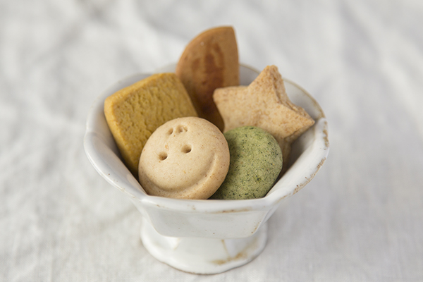 WOOD MOONの焼き菓子