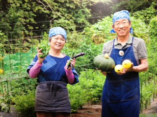 素敵な村田ご夫妻です♪ (自遊人に載っているお写真です)